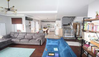 شقة دوبلكس مطلة على المدينة للبيع في اسطنبول بيوك شكمجة, تصاوير المبنى من الداخل-1