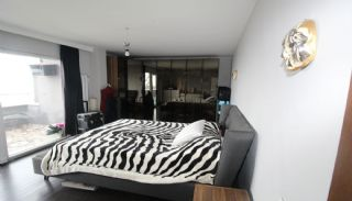 شقة دوبلكس مطلة على المدينة للبيع في اسطنبول بيوك شكمجة, تصاوير المبنى من الداخل-9