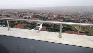 شقة دوبلكس مطلة على المدينة للبيع في اسطنبول بيوك شكمجة, تصاوير المبنى من الداخل-15
