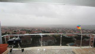 شقة دوبلكس مطلة على المدينة للبيع في اسطنبول بيوك شكمجة, تصاوير المبنى من الداخل-6