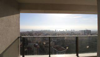 İstanbul Kartal'da Merkezi Konumda Deniz Manzaralı Daireler, İç Fotoğraflar-9