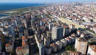 Квартиры в Стамбуле в Малтепе с Видом на Море, Фотографии строительства-1