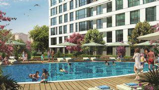 Квартиры в Стамбуле в Малтепе с Видом на Море, Стамбул / Малтепе - video