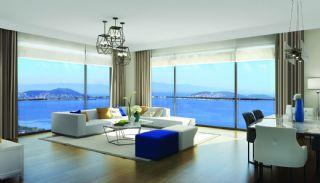 Квартиры в Стамбуле в Малтепе с Видом на Море, Фотографии комнат-1
