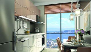 Квартиры в Стамбуле в Малтепе с Видом на Море, Фотографии комнат-3