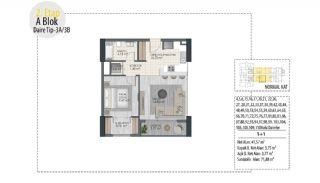 Investition-Wohnungen in prestigeträchtiger Lage in Istanbul, Immobilienplaene-1