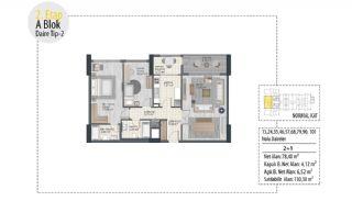 Investition-Wohnungen in prestigeträchtiger Lage in Istanbul, Immobilienplaene-2