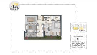 Investition-Wohnungen in prestigeträchtiger Lage in Istanbul, Immobilienplaene-5