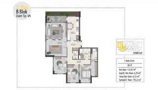 Investition-Wohnungen in prestigeträchtiger Lage in Istanbul, Immobilienplaene-7