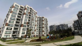 Istanbul lyxfastigheter till salu i ett modernt komplex, Istanbul / Sancaktepe - video