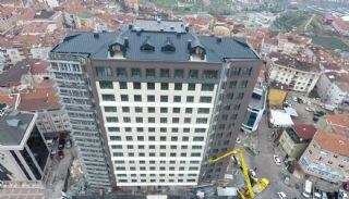Роскошные Квартиры в Кягытхане в Стамбуле Рядом с Шоссе E-5, Фотографии строительства-2