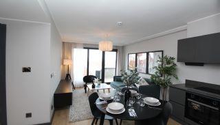 Роскошные Квартиры в Кягытхане в Стамбуле Рядом с Шоссе E-5, Фотографии комнат-1