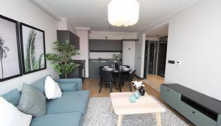 Роскошные Квартиры в Кягытхане в Стамбуле Рядом с Шоссе E-5, Фотографии комнат-5