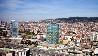 Geräumige Wohnungen an der Autobahn D-100 in Kartal Istanbul, Istanbul / Kartal - video