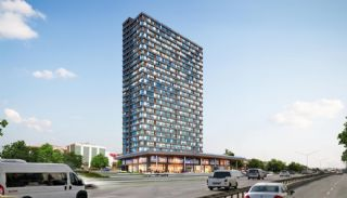 Spacious Apartments on the D-100 Highway in Kartal Istanbul, Istanbul / Kartal