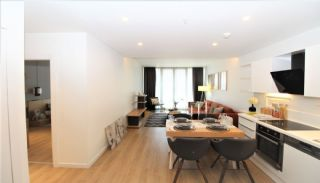Spacious Apartments on the D-100 Highway in Kartal Istanbul, Interior Photos-1
