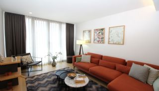 Spacious Apartments on the D-100 Highway in Kartal Istanbul, Interior Photos-2
