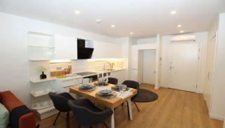 Spacious Apartments on the D-100 Highway in Kartal Istanbul, Interior Photos-4