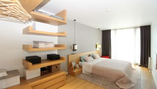 Spacious Apartments on the D-100 Highway in Kartal Istanbul, Interior Photos-5