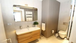 Spacious Apartments on the D-100 Highway in Kartal Istanbul, Interior Photos-7