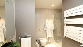 Spacious Apartments on the D-100 Highway in Kartal Istanbul, Interior Photos-8