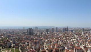 Новые Квартиры в Стамбуле, Турция с Видом на Город и Море, Стамбул / Картал - video