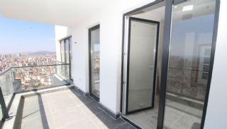 Новые Квартиры в Стамбуле, Турция с Видом на Город и Море, Фотографии комнат-15