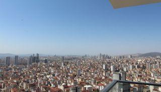 Stadt und Meerblick Nagelneue Wohnungen in Istanbul Türkei, Foto's Innenbereich-18