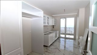 Stadt und Meerblick Nagelneue Wohnungen in Istanbul Türkei, Foto's Innenbereich-3