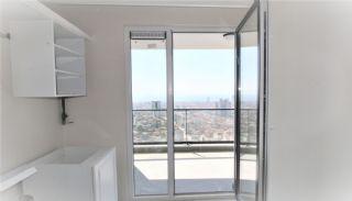 Stadt und Meerblick Nagelneue Wohnungen in Istanbul Türkei, Foto's Innenbereich-5