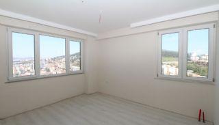 Новые Квартиры в Стамбуле, Турция с Видом на Город и Море, Фотографии комнат-8