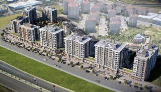 Недвижимость в Стамбуле в Комплексе Семейного Типа, Стамбул / Башакшехир - video
