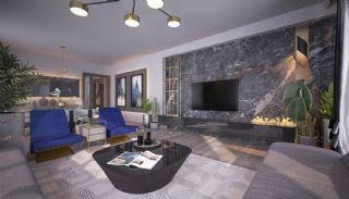 Недвижимость в Стамбуле в Комплексе Семейного Типа, Фотографии комнат-5