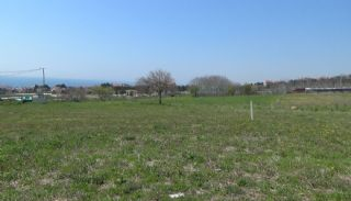 Land Close to the Sea and E-80 Highway in Istanbul Turkey, Istanbul / Buyukcekmece - video