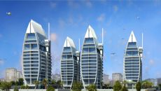 Dragos Royal Towers, Istanbul / Kartal - video