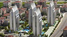 Драгос Роял Тауэр, Стамбул / Картал - video