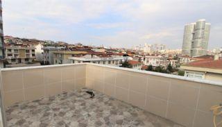 Maisonette Wohnung in der Nähe der U-Bahn in Istanbul, Foto's Innenbereich-17