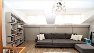 Maisonette Wohnung in der Nähe der U-Bahn in Istanbul, Foto's Innenbereich-7