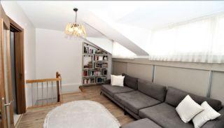 Maisonette Wohnung in der Nähe der U-Bahn in Istanbul, Foto's Innenbereich-9