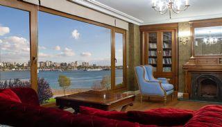 شقة مطلة على البحر بموقع مركزي في كاديكوي اسطنبول, تصاوير المبنى من الداخل-1