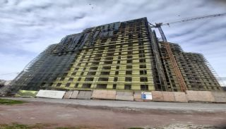 Islands View Flats Close to Aydos Forest in Kartal Istanbul, Construction Photos-2
