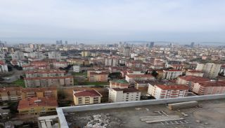 Islands View Flats Close to Aydos Forest in Kartal Istanbul, Construction Photos-7