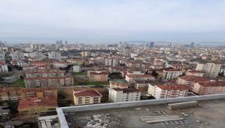 Appartementen dicht bij het Aydos-bos in Kartal Istanbul, Bouw Fotos-7