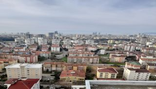 Islands View Flats Close to Aydos Forest in Kartal Istanbul, Construction Photos-8