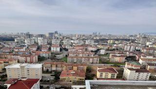 Appartementen dicht bij het Aydos-bos in Kartal Istanbul, Bouw Fotos-8