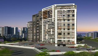 Islands View Flats Close to Aydos Forest in Kartal Istanbul, Istanbul / Kartal - video