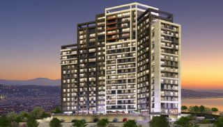 Islands View Flats Close to Aydos Forest in Kartal Istanbul, Istanbul / Kartal