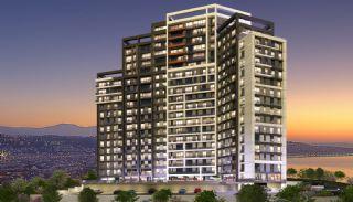 Appartementen dicht bij het Aydos-bos in Kartal Istanbul, Istanbul / Kartal