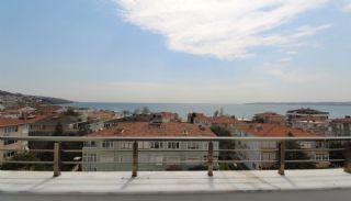 Wohnungen mit Meerblick in einem Komplex in Istanbul, Foto's Innenbereich-18