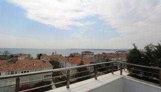 Wohnungen mit Meerblick in einem Komplex in Istanbul, Foto's Innenbereich-19